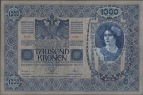 Österreich / Austria P.008b 1000 Kronen 1902 (1)