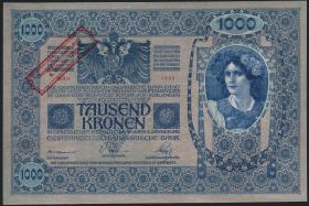 Österreich / Austria P.048 1000 Kronen 1920 (1)