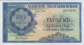 Österreich / Austria P.111 1000 Schilling 1944 (1)
