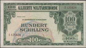 Österreich / Austria P.110b 100 Schilling 1944 (1-)