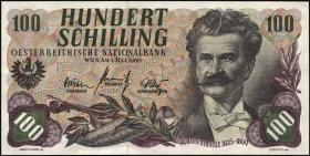Österreich / Austria P.138 100 Schilling 1960 (61) (1)