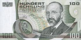 Österreich / Austria P.150 100 Schilling 1984 (85) (1)