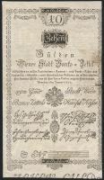 Österreich / Austria P.A032 10 Gulden 1800 (3)