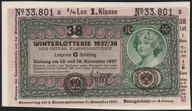 Österreich Donaustaat / Austria P.S151 10 Kronen (1923-37) (1/1-)