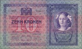 Österreich / Austria P.009 10 Kronen 1904 (1)