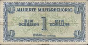 Österreich / Austria P.103a 1 Schilling 1944 (3)