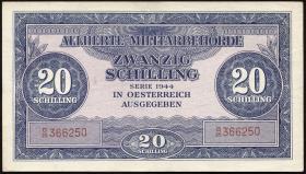 Österreich / Austria P.107 20 Schilling 1944 (2)