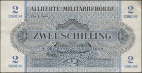 Österreich / Austria P.104a 2 Schilling 1944 (3)
