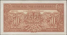 Österreich / Austria P.102b 50 Groschen 1944 (1