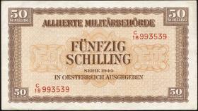 Österreich / Austria P.109 50 Schilling 1944 (2)