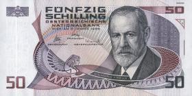 Österreich / Austria P.149 50 Schilling 1986 (87) (1)