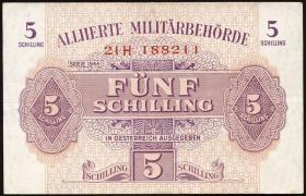 Österreich / Austria P.105 5 Schilling 1944 (3)