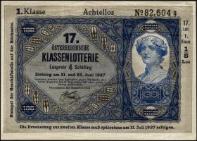 Österreich Donaustaat / Austria P.S154 100 Kronen (1923-37) (1/1-)
