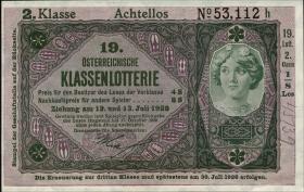 Österreich Donaustaat / Austria P.S152 20 Kronen (1923-37) (1)