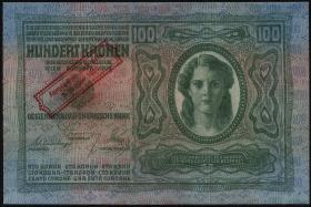 Österreich / Austria P.047 100 Kronen 1920 (1)