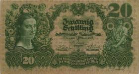 Österreich / Austria P.095 20 Schilling 1928 (3)