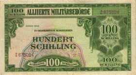 Österreich / Austria P.110a 100 Schilling 1944 (3)