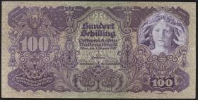 Österreich / Austria P.097 100 Schilling 1927 (2)