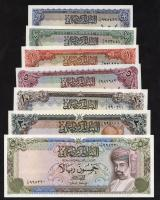 Oman P.15/21 1/4 - 50 Rials (1977) (1)