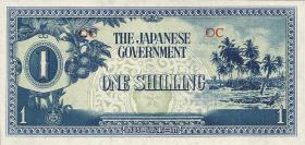 Ozeanien / Oceania P.02a 1 Shilling (1942) (1)