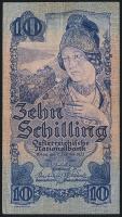 Österreich / Austria P.099b 10 Schilling 1933 (3+)
