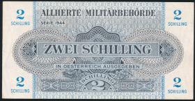Österreich / Austria P.104b 2 Schilling 1944 (3)