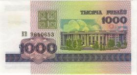 Weißrussland / Belarus P.16 1000 Rubel 1998 (1)