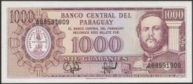 Paraguay P.213 1000 Guaranies L.1952 (1995) (1)