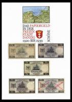 Katalog: Das Papiergeld in der freien Stadt Danzig 1920 - 1939