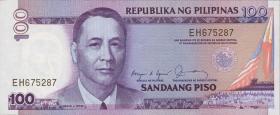 Philippinen / Philippines P.172a 100 Piso (1987-94) (1)