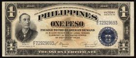 Philippinen / Philippines P.094 1 Peso (1944) (2)