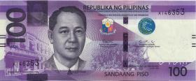 Philippinen / Philippines P.225 100 Piso 2020 (1)