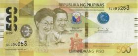 Philippinen / Philippines P.227 500 Piso 2020 (1)