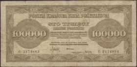 Polen / Poland P.034 100.000 Marek 1923 (4)