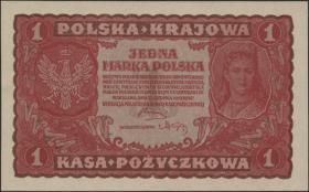 Polen / Poland P.023 1 Marek 1919 (1)