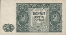 Polen / Poland P.124 2 Zlotych 1946 (1)