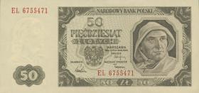 Polen / Poland P.138 50 Zlotych 1948 (1)