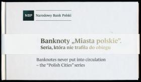 Polen / Poland P.164-172 1-500 Zlotych 1990 (1)