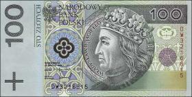 Polen / Poland P.176 100 Zlotych 1994 (1)