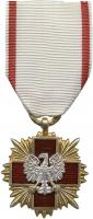Polen: Rotes-Kreuz-Medaille Stufe Gold