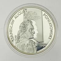 Polen / Poland 10 Zloty 2005 Stanislaw Augustt