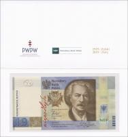 Polen / Poland P.neu 19 Zlotych 2019 Gedenkbanknote (1)