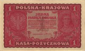 Polen / Poland P.023 1 Marek 1919 (2)