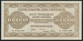 Polen / Poland P.034 100.000 Marek 1923 (2)