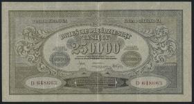 Polen / Poland P.035 250.000 Marek 1923 (3)