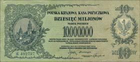 Polen / Poland P.039 10000 Marek 1923 (3)
