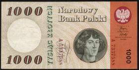 Polen / Poland P.141 1000 Zlotych 1965 (3)