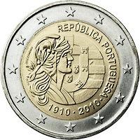 Portugal 2 Euro 2010 Republik