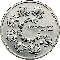 Portugal 1 1/2 Euro 2010 Kampf dem Hunger