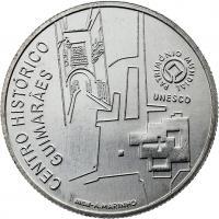 Portugal 2,5 Euro 2012 Guimaraes (Kupfer-Nickel)